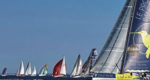La Drheam Cup - Destination Cotentin 2016 start - photo © Thierry Martinez / Drheam Cup