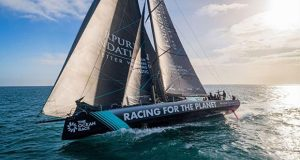 Racing For The Planet - VO65 © Brian Carlin