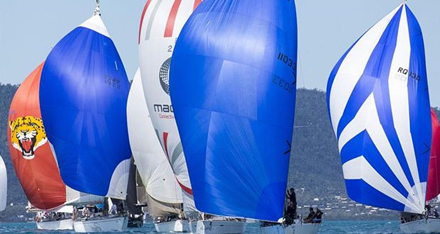 A reminder of what we've been missing - Airlie Beach Race Week 2019 © Andrea Francolini