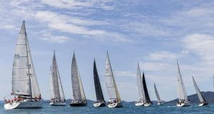 Setting sail on another sunny day at Airlie Beach - Airlie Beach Race Week 2019 © Andrea Francolini