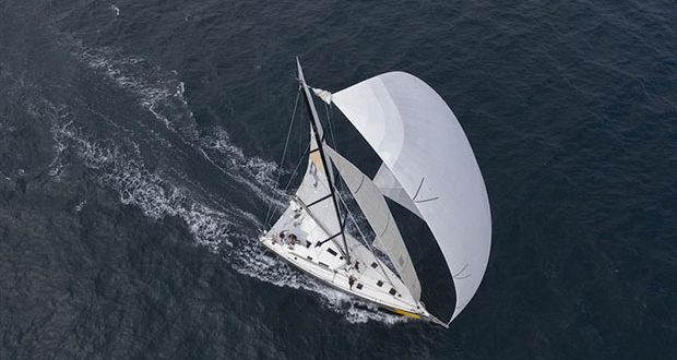 JP Dick's self-designed JP54 is a favorite to set a course record in the inaugural 2020 Pure Ocean Challenge - photo © Image courtesty of the 2020 Pure Ocean Challenge