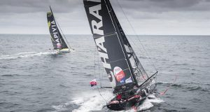 Vendée-Arctique-Les Sables d'Olonne Race 2020 start - photo © Eloi Stichelbaut - polaRYSE / IMOCA