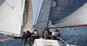 Crusader - Pipe Opener Race © Colleen Darcey