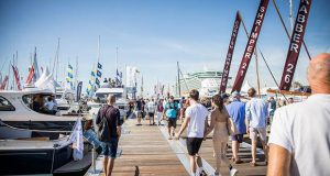 Southampton International Boat Show © Simon May