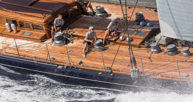 Rainbow delivers all the sensations and thrills of sailing aboard the original 1930s yacht. YPI