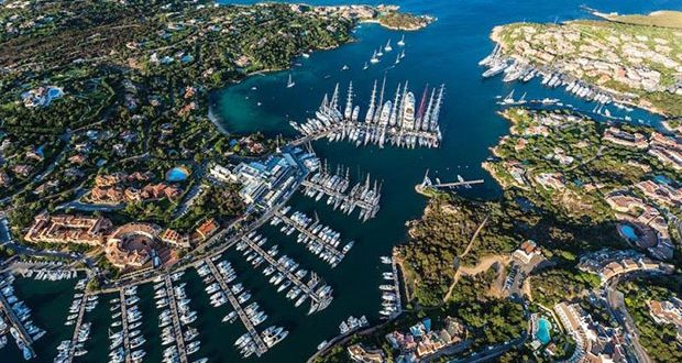 2022 biennial ORC/IRC World Championship to be held in Porto Cervo, Sardinia © Studio Borlenghi