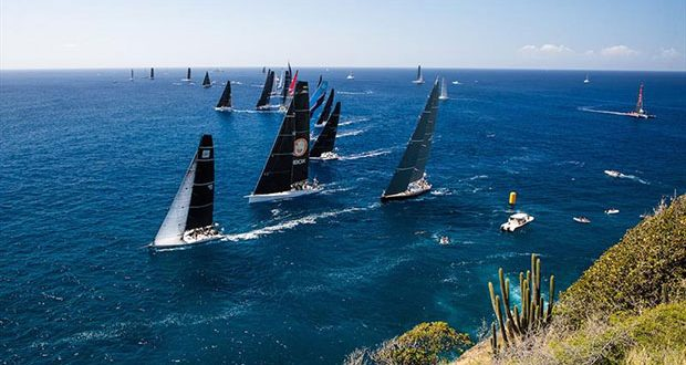 The 13th RORC Caribbean 600 is scheduled to start from Antigua on 22 February 2021 © RORC / Arthur Daniel
