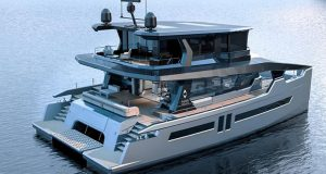 Ocean Eco 60 Explorer - photo © Alva Yachts