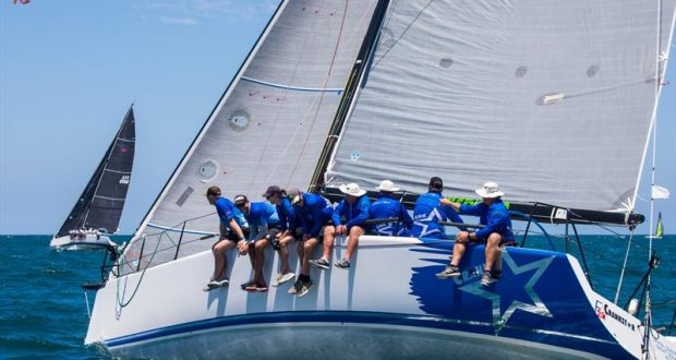 Crankstar - IRC Division Winners at the 2021 Bartercard Sail Paradise Regatta © Nic Douglass / www.AdventuresofaSailorGirl.com