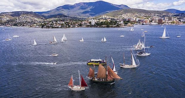 Parade of Sail © Stuart Gibson