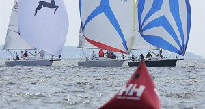 2020 Helly Hansen NOOD Regatta Annapolis - Day 1 © Will Keyworth