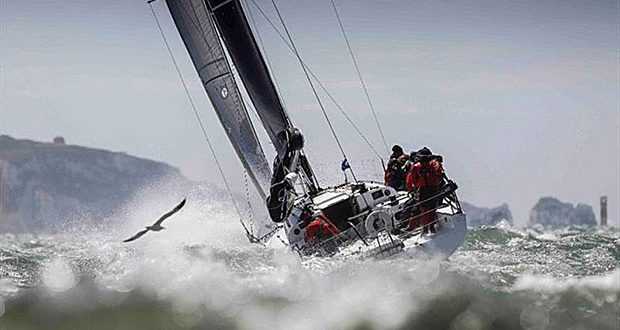 Thomas Kneen's JPK 11.80 Sunrise - hoping to secure a podium place again in IRC Two - photo © Paul Wyeth / RORC