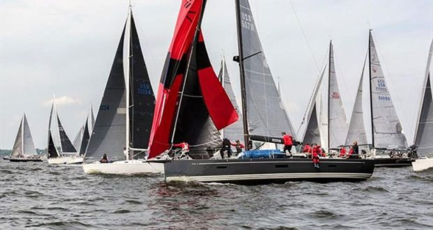 Annapolis to Newport Race 2019 © Event Media