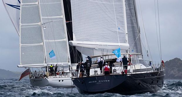 Day 1 Millennium Cup - Bay of Islands - March 2021 © Jeff Brown