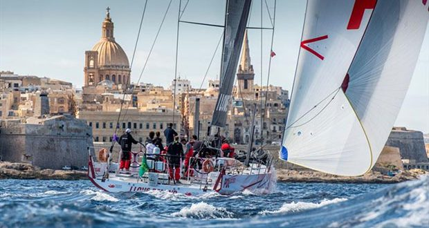 Rolex Middle Sea Race - photo © Rolex / Kurt Arrigo