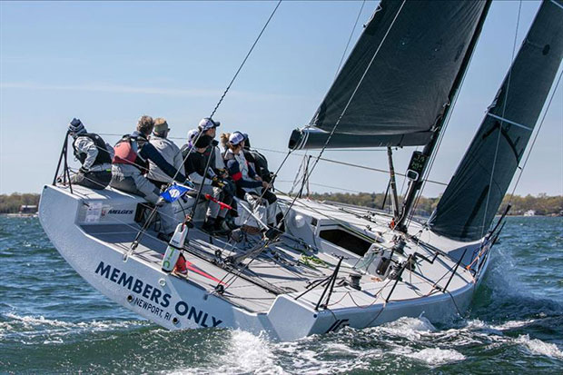 Melges IC37 East Coast Championship - photo © Melges Performance Sailboats / Morgan Kinney