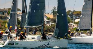 Whistler - 2018 ORCV Melbourne to Hobart Yacht Race © Dave Hewison