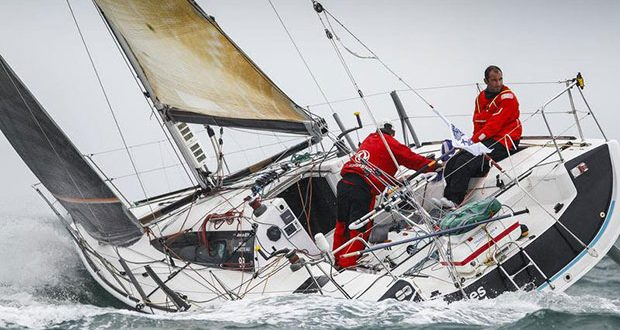 J/111 SL Energies skippered by Laurent Charmy - photo © Paul Wyeth / pwpictures.com