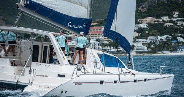 2020 Caribbean Multihull Challenge ©Laurens Morel