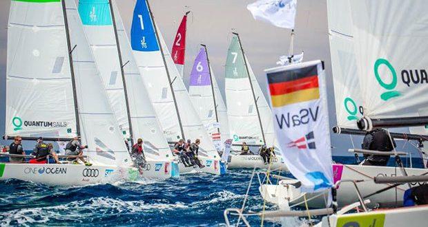 Day 3 - One Ocean SAILING Champions League 2019 © SCL / Anya Semeniouk