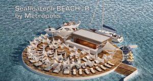 Seafloatech Beach R by Metropolis - photo © Seafloatech