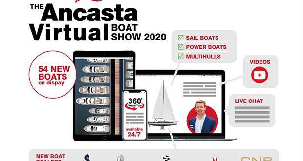 The Ancasta Virtual Boat Show © Ancasta