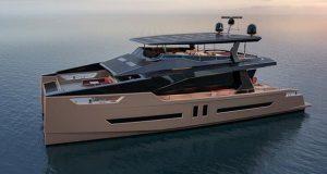 Alva Yachts Ocean Eco 90 - photo © Sand People