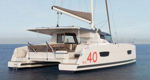 Fountaine Pajot announces new 40ft sailing catamaran