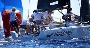 Melges 32 World Championship 2020 in Villasimius, Sardinia day 1 ©Max Ranchi / www.maxranchi.com