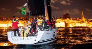 Elusive 2 wins the 41st Rolex Middle Sea Race © Rolex / Kurt Arrigo