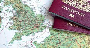 Brexit Passports © RYA