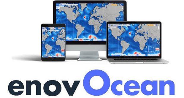 Launch of the new marine weather forecast platform enovOcean © enovOcean