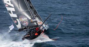 Vendée Globe Day 4 © Gauthier Lebec / Charal Sailing Team