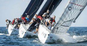 The Fareast 28R class will make up for its postponed world championship at Kiel Week 2021. © gel