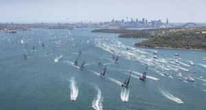 2020 Rolex Sydney Hobart Yacht Race © Kurt Arrigo