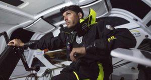 Charlie Dalin on Apivia during the Vendée Globe ©Charlie Dalin / Apivia #VG2020
