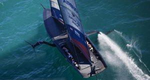 PRADA Cup Semi-Final Day 2 - New York Yacht Club American Magic - photo © COR36 / Studio Borlenghi