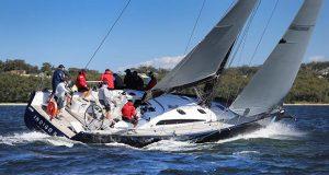 Indigo II, 3rd Div 1 Commodores Cup at Sail Port Stephens - photo © Mark Rothfield