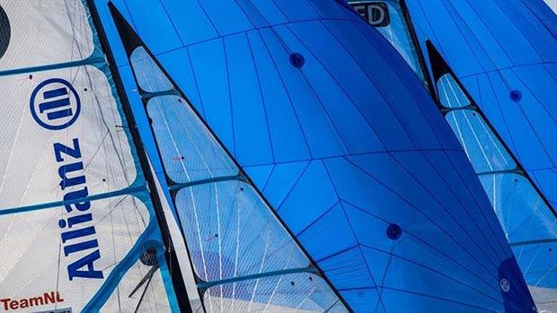 49erFX Team Allianz - Allianz Regatta © Allianz Regatta