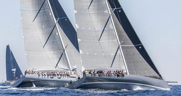 Loro Piana Superyacht Regatta, Southern Wind fleet - photo © YCCS / Studio Borlenghi