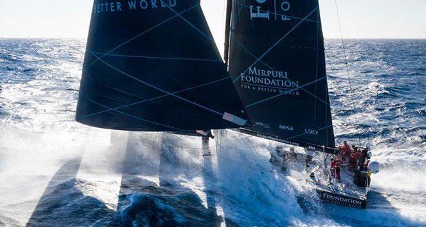 Mirpuri Foundation Racing Team - The Ocean Race Europe ©Naomi Panter