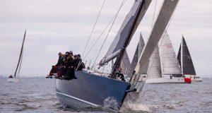Great fleet racing onboard Carerra S - ORCV Winter Series - Race 1 - photo © Dave Hewison