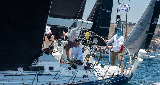 51st Transpac Day 2 start ©Doug Gifford | Ultimate Sailing
