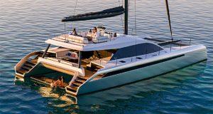 Gunboat 72V solar - photo © Gunboat