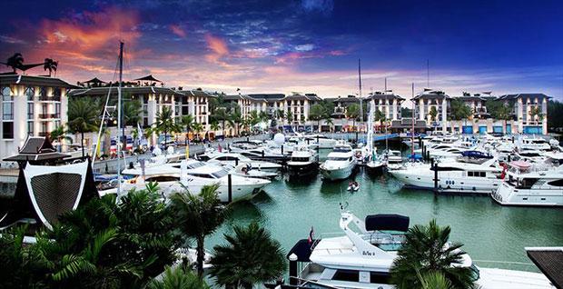 TIBS 2022 at Royal Phuket Marina © TIBS 2022