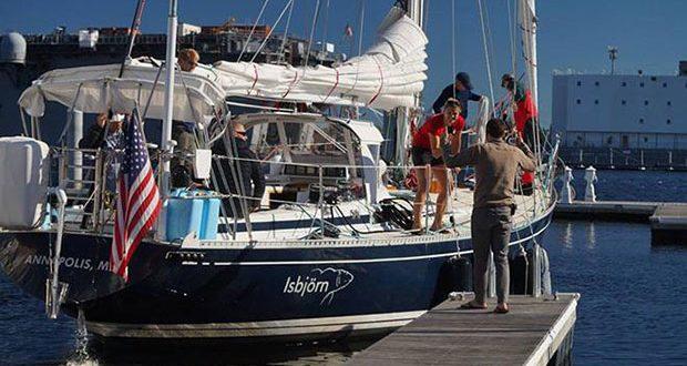 Isbjorn - 2016-17 ARC Caribbean 1500 © World Cruising Club