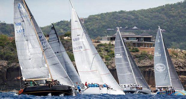 Antigua Sailing Week © Paul Wyeth