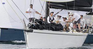 Sydney Short Ocean Racing Championship 2019 Div 1 winner Bushranger - photo © Andrea Francolini