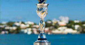 Boa'an Match Cup/WMRT Final trophy © WMRT